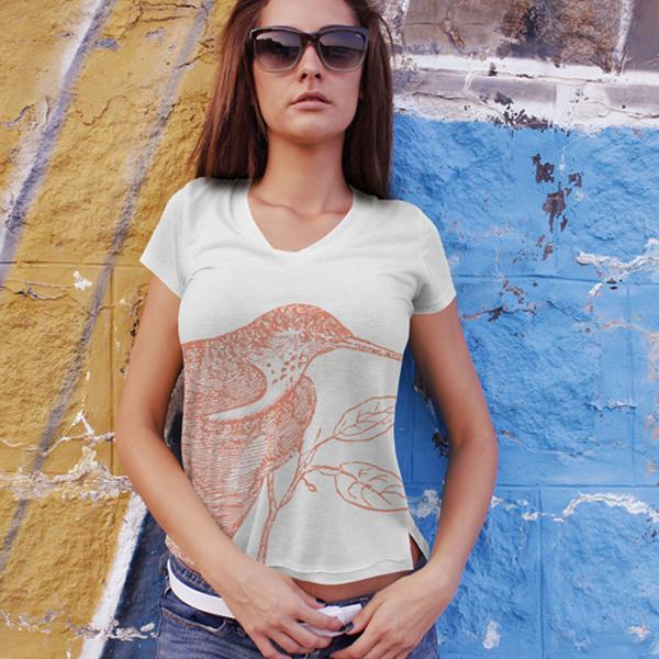 T-Shirt – Bird