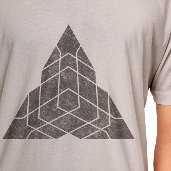T-Shirts – 'Triangle' Collection