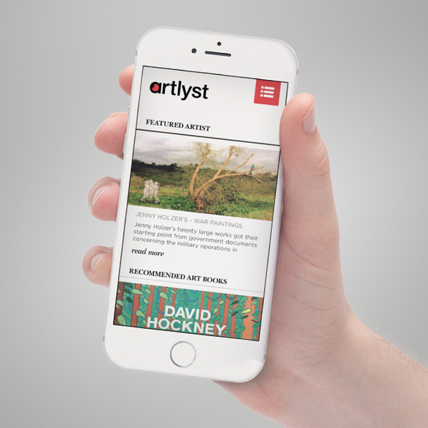 Artlyst Website